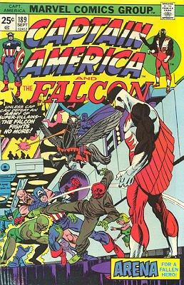Captain America # 189 Issues V1 (1968 - 1996)
