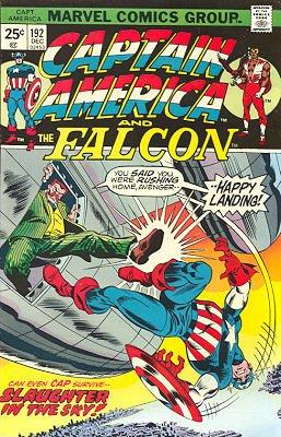 Captain America # 192 Issues V1 (1968 - 1996)