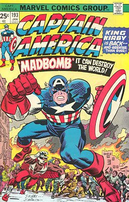 Captain America # 193 Issues V1 (1968 - 1996)