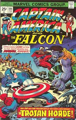 Captain America # 194 Issues V1 (1968 - 1996)