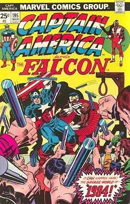 Captain America # 195 Issues V1 (1968 - 1996)
