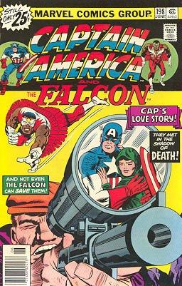 Captain America # 198 Issues V1 (1968 - 1996)