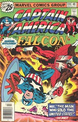 Captain America # 199 Issues V1 (1968 - 1996)