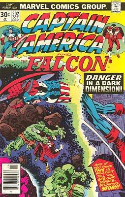 Captain America # 202 Issues V1 (1968 - 1996)