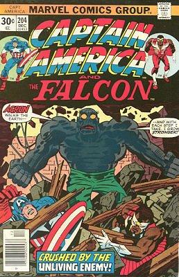 Captain America # 204 Issues V1 (1968 - 1996)