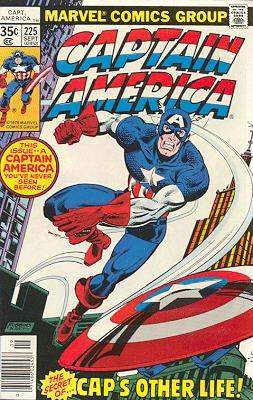 Captain America T.225