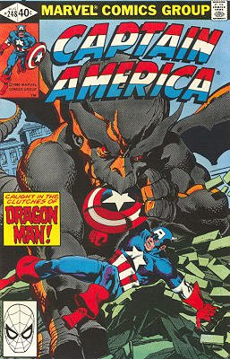 Captain America # 248 Issues V1 (1968 - 1996)