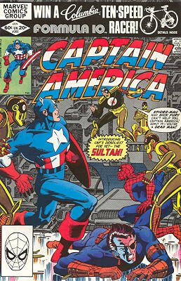 Captain America # 265 Issues V1 (1968 - 1996)