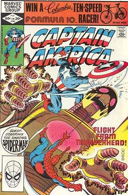 Captain America # 266 Issues V1 (1968 - 1996)