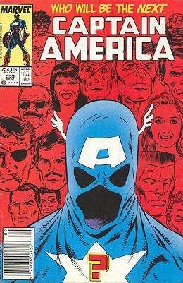 Captain America # 333 Issues V1 (1968 - 1996)