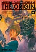 Mobile Suit Gundam - The Origin T.6