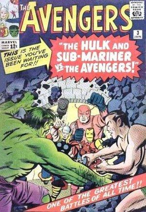 Avengers 3 - The Avengers Meet... Sub-Mariner!