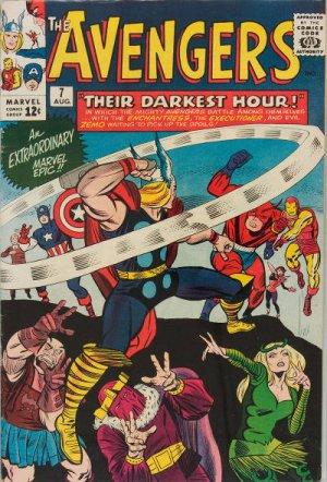 Avengers # 7
