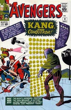 Avengers 8 - Kang, The Conqueror!