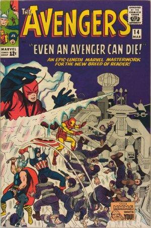 Avengers # 14 Issues V1 (1963 - 1996)