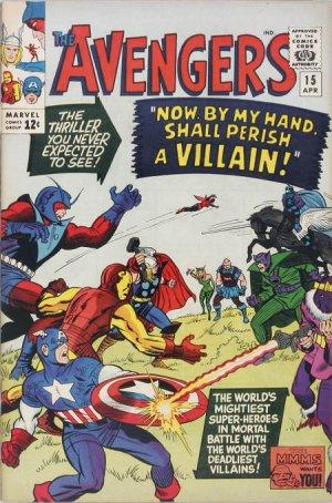 Avengers # 15 Issues V1 (1963 - 1996)