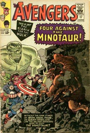 Avengers # 17