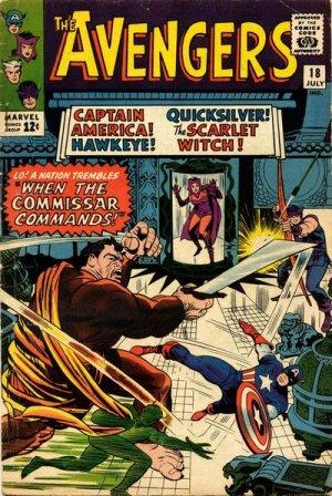Avengers # 18 Issues V1 (1963 - 1996)