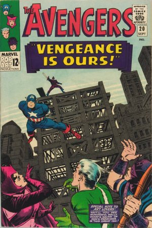 Avengers # 20 Issues V1 (1963 - 1996)
