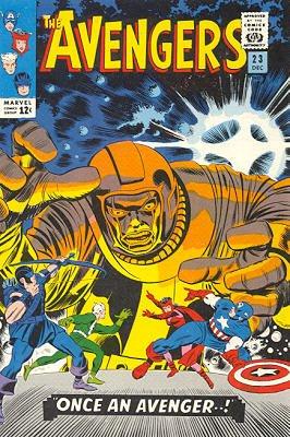 Avengers # 23 Issues V1 (1963 - 1996)