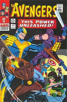 Avengers # 29 Issues V1 (1963 - 1996)