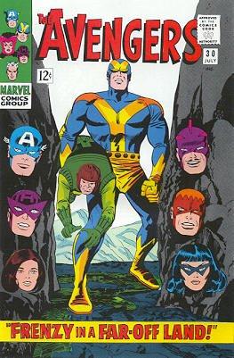 Avengers # 30 Issues V1 (1963 - 1996)