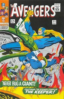 Avengers # 31 Issues V1 (1963 - 1996)