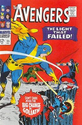 Avengers # 35 Issues V1 (1963 - 1996)