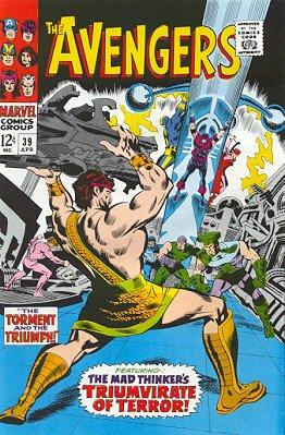 Avengers 39