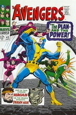 Avengers 42