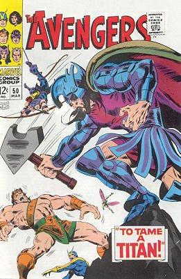 Avengers 50