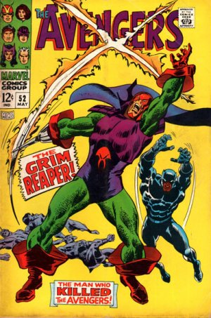 Avengers 52