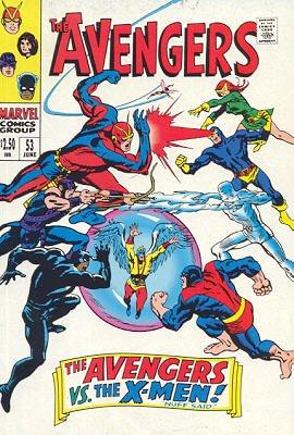Avengers # 53 Issues V1 (1963 - 1996)