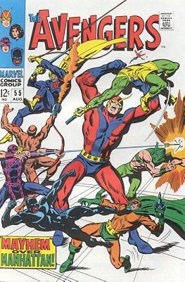 Avengers 55
