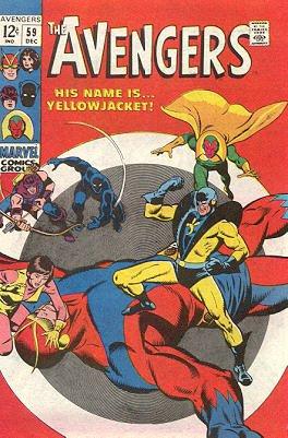 Avengers # 59 Issues V1 (1963 - 1996)