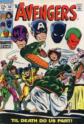 Avengers # 60 Issues V1 (1963 - 1996)