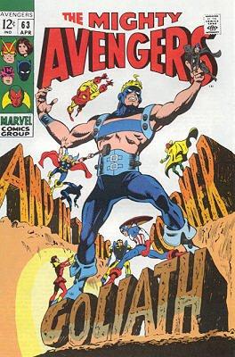 Avengers 63