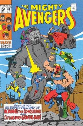 Avengers 69