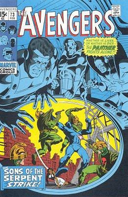Avengers 73
