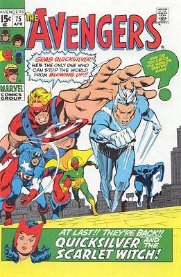 Avengers 75