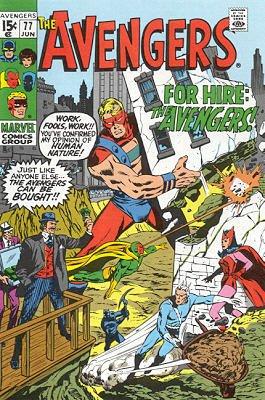 Avengers 77
