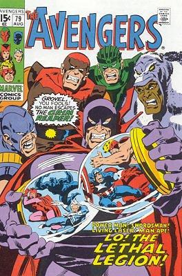 Avengers 79