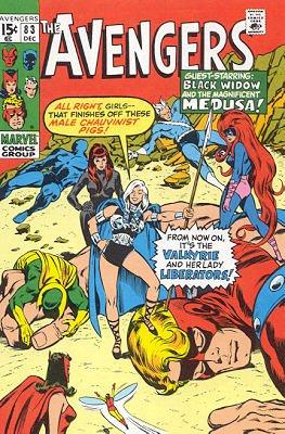 Avengers # 83 Issues V1 (1963 - 1996)