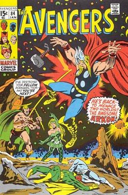 Avengers 84