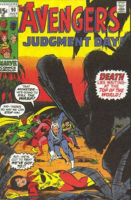 Avengers # 90 Issues V1 (1963 - 1996)
