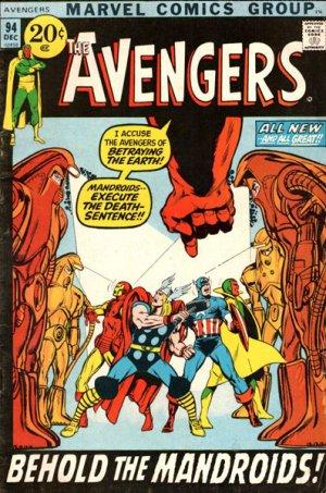 Avengers # 94 Issues V1 (1963 - 1996)