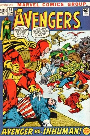 Avengers # 95 Issues V1 (1963 - 1996)