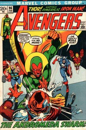 Avengers # 96 Issues V1 (1963 - 1996)