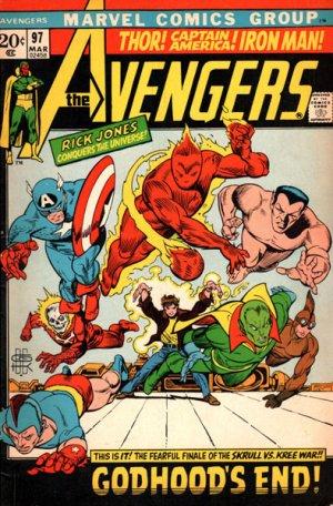 Avengers # 97 Issues V1 (1963 - 1996)