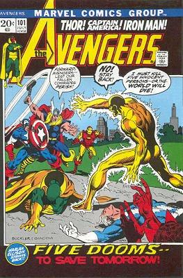 Avengers 101